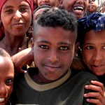 Ethiopian community - WaterAid / Ecover Trip